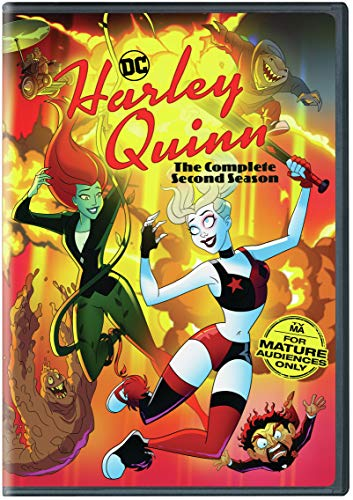 harley-quinn-complete-second-harley-quinn-complete-second