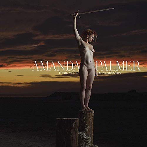 """Amanda Palmer/There Will Be No Intermission@Indie Exclusive Aubergine Vinyl@Ltd To 750, includes 12"""" print"""