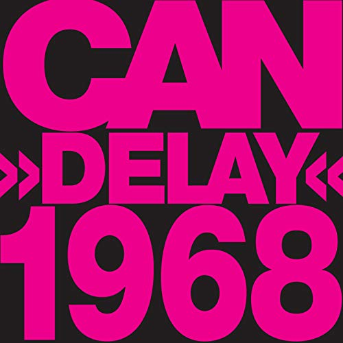 Can/Delay (Limited Edition Pink Vinyl)