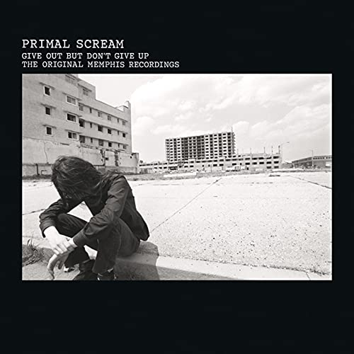 Primal Scream/Give Out But Don't Give Up (The Original Memphis Recordings)@3LP