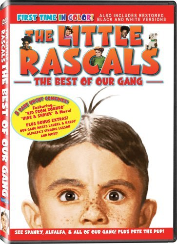Best Of Our Gang Little Rascals Nr