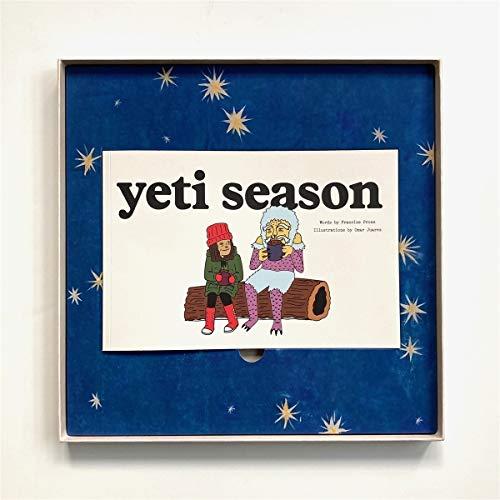 el-michaels-affair-yeti-season-red-vinyl-w-book-indie-exclusive