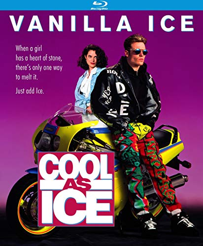 Cool As Ice Vanilla Ice Minter Blu Ray Pg