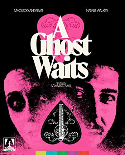 A Ghost Waits Andrews Walker Blu Ray Nr