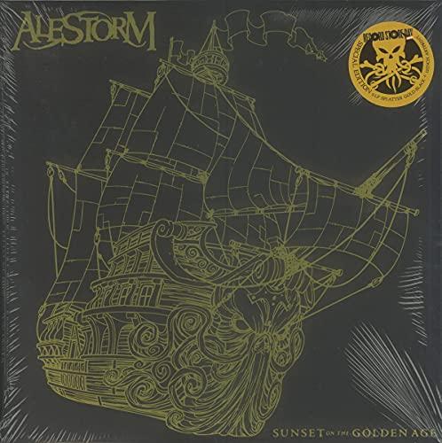 alestorm-sunset-on-the-golden-age-dlx-version-black-gold-splatter-vinyl-ltd-3000-rsd-2021-exclusive