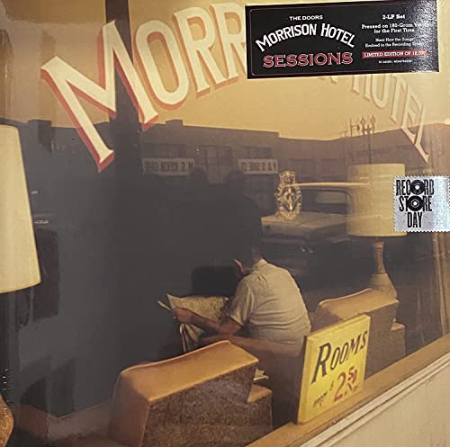 the-doors-morrison-hotel-sessions-2lp-180g-numbered-ltd-16000-rsd-2021-exclusive