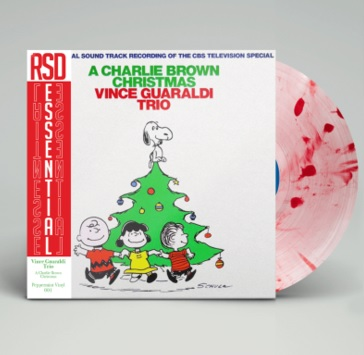 Vince Guaraldi Trio/A Charlie Brown Christmas (Peppermint Vinyl)@RSD Essential Exclusive
