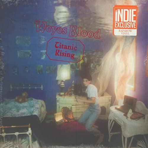 Weyes Blood/Titanic Rising (Rainbow Vinyl)@RSD Essential Exclusive