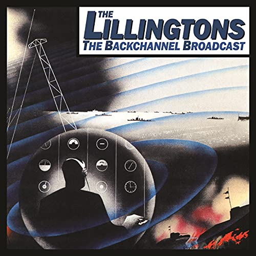 the-lillingtons-the-backchannel-broadcast-20th-anniversary-edition-ltd-641-rsd-2021-exclusive