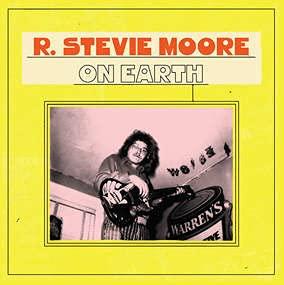 r-stevie-moore-on-earth-pink-splatter-vinyl-2-lp-ltd-500-rsd-2021-exclusive