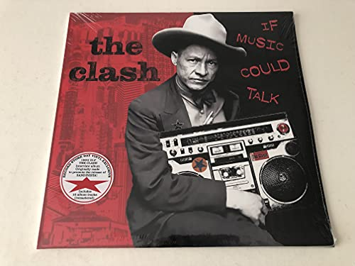 the-clash-if-music-could-talk-2-lp-180g-ltd-3600-rsd-2021-exclusive