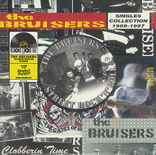 the-bruisers-the-bruisers-singles-collection-1989-1997-2-lp-rsd-2021-exclusive