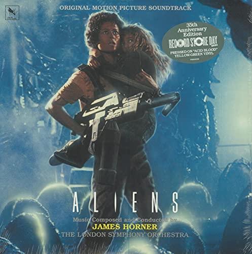 aliens-original-soundtrack-acid-blood-yellow-green-vinyl-35th-anniversary-edition-ltd-2-500-rsd-2021-exclusive