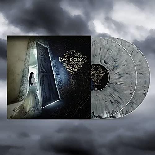 evanescence-the-open-door-grey-marble-vinyl-2-lp-ltd-2-500-rsd-2021-exclusive