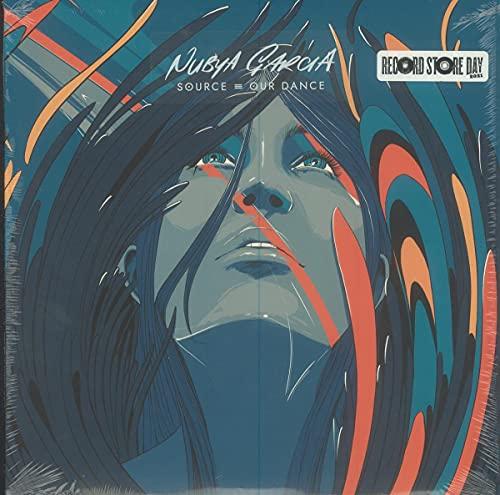 nubya-garcia-source-our-dance-turquoise-blue-w-black-vinyl-ltd-1-500-rsd-2021-exclusive
