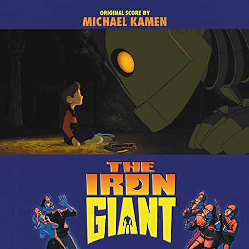 The Iron Giant/Soundtrack (Picture Disc)@Kamen,Michael@Ltd. 2,200/RSD 2021 Exclusive