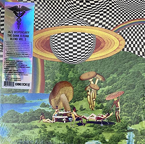 jazz-dispensary-the-dank-d-funk-blend-vol-2-orange-fire-vinyl-ltd-2-500-rsd-2021-exclusive