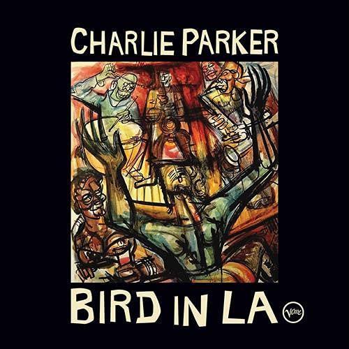 Charlie Parker/Bird in LA@3 CD@Ltd. 3,000/RSD 2021 Exclusive