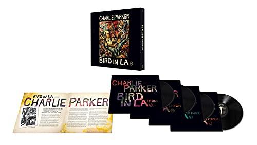 Charlie Parker/Bird in LA@4 LP@Ltd. 1,800/RSD 2021 Exclusive