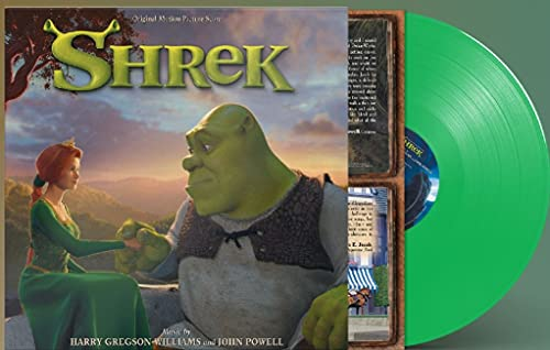 shrek-original-motion-picture-score-gregson-williams-harry-and-john-powell-ltd-2-000-rsd-2021-exclusive