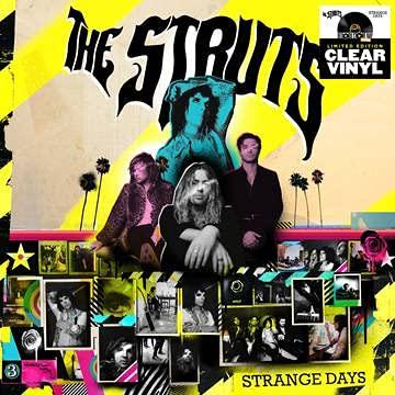 the-struts-strange-days-clear-vinyl-ltd-2-000-rsd-2021-exclusive