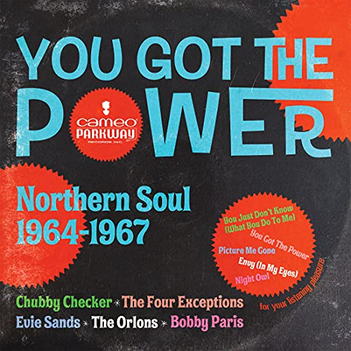 you-got-the-power-cameo-parkway-northern-soul-1964-1967-uk-collection-2-lp-180g-blue-vinyl-ltd-2-000-rsd-2021-exclusive