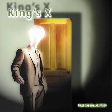 King's X/Please Come Here… Mr. Bulbous (Yellow Vinyl)@Ltd. 2000/RSD 2021 Exclusive