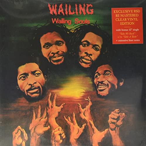 "Wailing Souls/Wailing + Bonus Single (Translucent Vinyl)@LP + 12""@Ltd. 1600/RSD 2021 Exclusive"