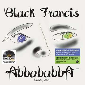 black-francis-abbabubba-black-white-split-vinyl-180g-ltd-1750-rsd-2021-exclusive