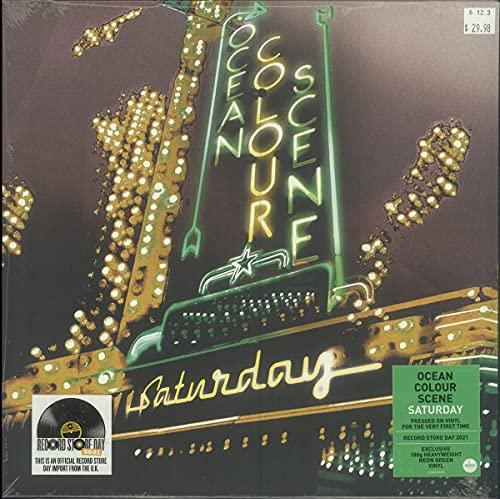 ocean-colour-scene-saturday-neon-green-vinyl-ltd-800-rsd-2021-exclusive