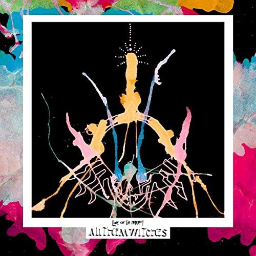 All Them Witches/LIVE ON THE INTERNET (RANDOM COLOR VINYL)@3 LP@Ltd. 2000/RSD 2021 Exclusive