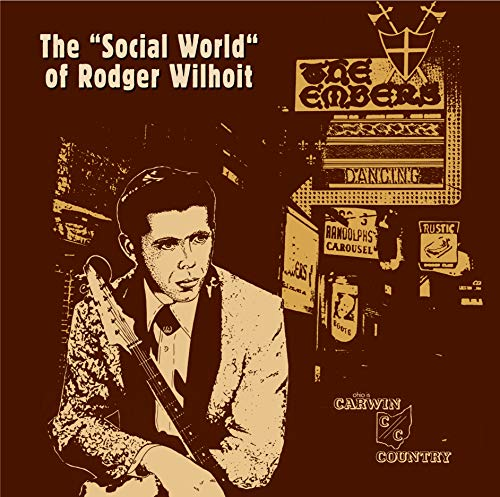 Rodger Wilhoit Social World Of Rodger Wilhoit Amped Non Exclusive