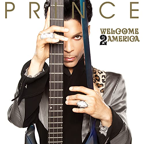 Prince/Welcome 2 America [Deluxe]@2 LP / 1 CD / 1 Blu-Ray