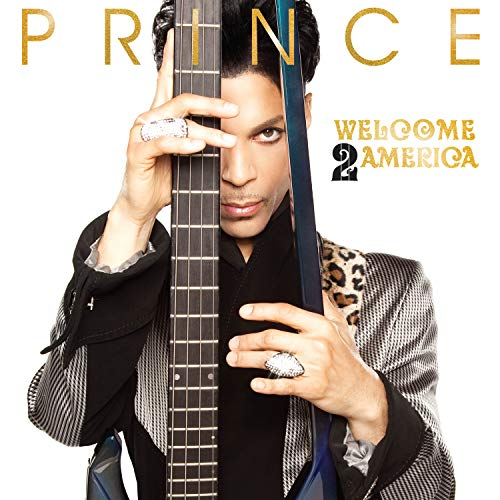 Prince/Welcome 2 America@2LP