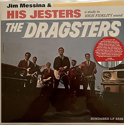 jim-messina-his-jesters-the-dragsters-blue-vinyl-rsd-2021-exclusive
