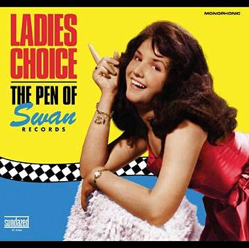 swan-records-ladies-choice-the-pen-of-swan-records-blue-vinyl-rsd-2021-exclusive