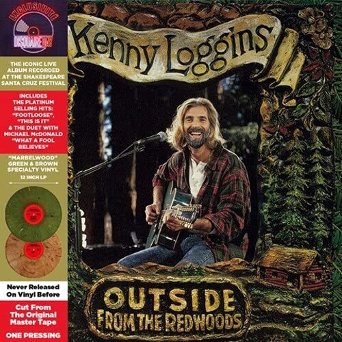 kenny-loggins-outside-from-the-redwoods-green-opeque-brown-opeque-vinyl-rsd-2021-exclusive