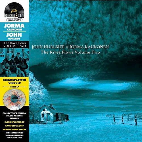 jorma-kaukonen-john-hurlbut-the-river-flows-vol-2-clear-splatter-vinyl-ltd-1500-rsd-2021-exclusive