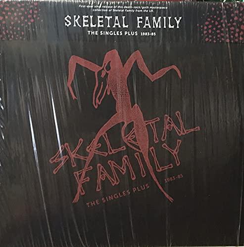 skeletal-family-the-singles-plus-1983-85-color-vinyl-2-lp-ltd-2000-rsd-2021-exclusive