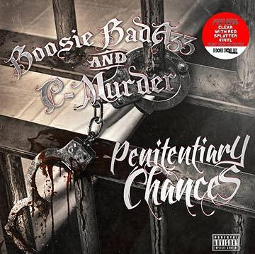 c-murder-boosie-badazz-penitentiary-chances-clear-w-red-splatter-vinyl-2-lp-ltd-1000-rsd-2021-exclusive