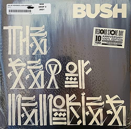 bush-sea-of-memories-10th-anniversary-color-in-color-vinyl-2-lp-w-download-card-ltd-1800-rsd-2021-exclusive