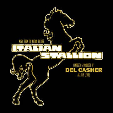 del-casher-italian-stallion-soundtrack-rsd-exclusive-ltd-1250-ltd-1250-rsd-2021-exclusive