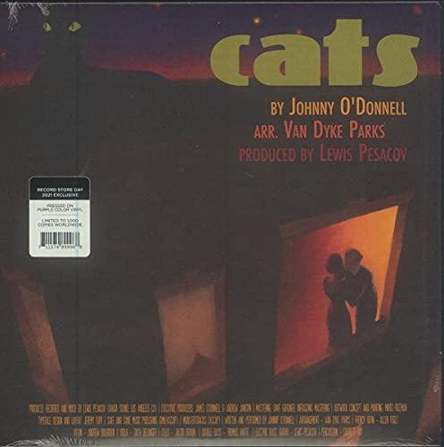 jonny-odonnell-van-dyke-parks-cats-funny-face-ltd-1000-rsd-2021-exclusive