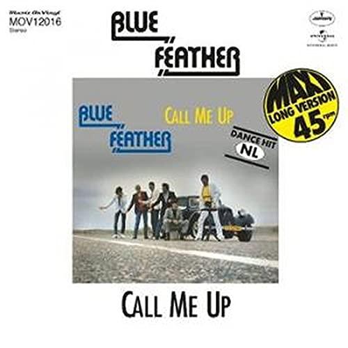 Blue Feather/Call Me Up / Let's Funk Tonight (Transparent Blue)@180g 45RPM@Ltd. 750/RSD 2021 Exclusive