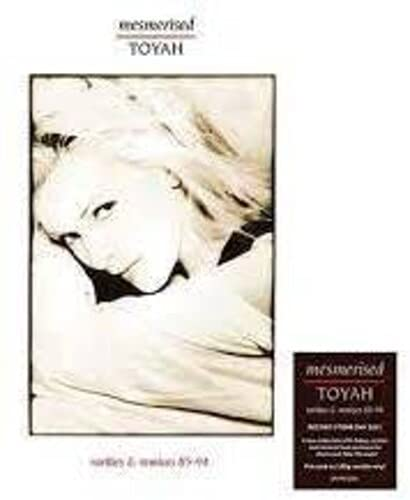 toyah-mesmerised-rarities-remixes-87-94-vanilla-colored-vinyl-180g-rsd-2021-exclusive