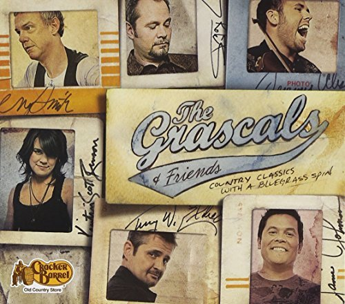 The Grascals Brad Paisley Dierks Bentley Dolly Par The Grascals And Friends Country Classics With A