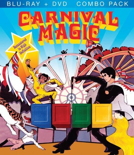 Carnival Magic Stewart Don Ws Blu Ray G Incl. DVD