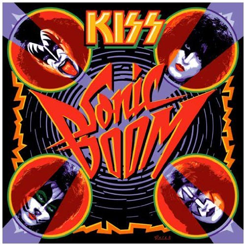 Kiss Sonic Boom 2cd 1dvd