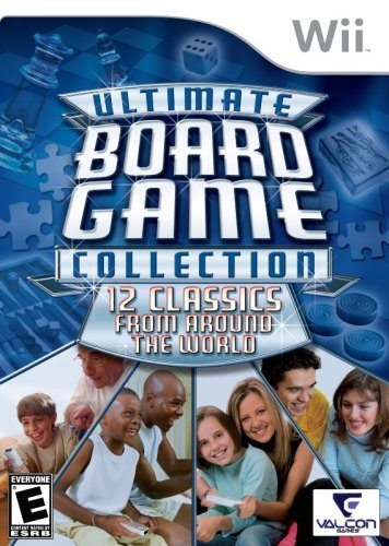 Wii Ultimate Board Game Collection