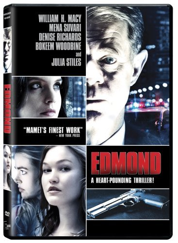 Edmond Macy Richards Suvari Stiles DVD R